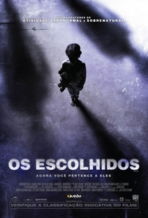 Os Escolhidos - Poster / Capa / Cartaz - Oficial 3