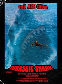 Jurassic Shark - Poster / Capa / Cartaz - Oficial 1