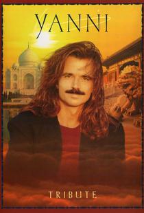 Yanni Tribute - Poster / Capa / Cartaz - Oficial 1