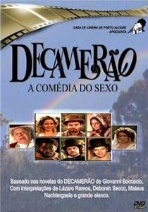 Decamerão - A Comédia do Sexo - Poster / Capa / Cartaz - Oficial 2