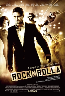 RocknRolla - A Grande Roubada - Poster / Capa / Cartaz - Oficial 3