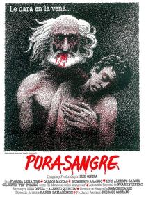 pura sangre - Poster / Capa / Cartaz - Oficial 1