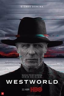 Westworld (2ª Temporada) - Poster / Capa / Cartaz - Oficial 7