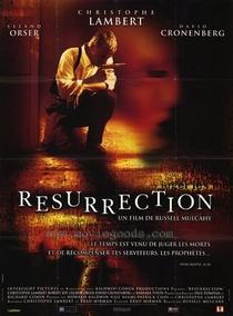 Ressurreição - Retalhos de um Crime - Poster / Capa / Cartaz - Oficial 1