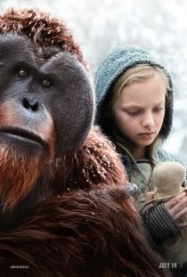 Planeta dos Macacos: A Guerra - Poster / Capa / Cartaz - Oficial 10