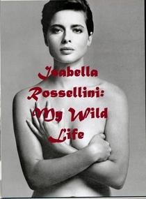 Isabella Rosselini: Além do Cinema - Poster / Capa / Cartaz - Oficial 2