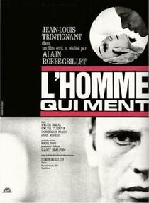 O Homem Que Mente - Poster / Capa / Cartaz - Oficial 1