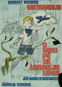 O Meu Pé de Laranja Lima - Poster / Capa / Cartaz - Oficial 3