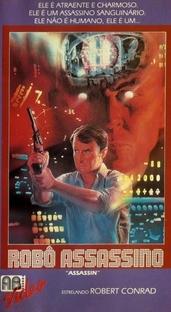 O Robô Assassino - Poster / Capa / Cartaz - Oficial 2