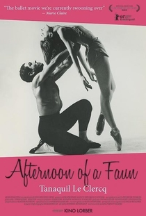Afternoon of a Faun: Tanaquil Le Clercq - Poster / Capa / Cartaz - Oficial 1