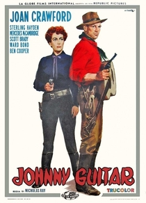 Johnny Guitar - Poster / Capa / Cartaz - Oficial 4