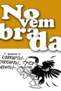 Novembrada - Poster / Capa / Cartaz - Oficial 1