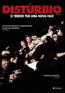 Distúrbio - O Terror Tem Uma Nova Face - Poster / Capa / Cartaz - Oficial 1