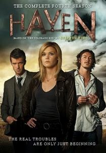 Haven (4ª Temporada) - Poster / Capa / Cartaz - Oficial 3