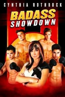 Badass Showdown - Poster / Capa / Cartaz - Oficial 1