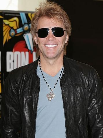 Jon Bon Jovi 2 De Marco De 1962 Artista Filmow
