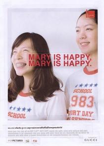 Mary Está Feliz, Mary Está Feliz - Poster / Capa / Cartaz - Oficial 1