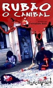 Rubão, O Canibal - Poster / Capa / Cartaz - Oficial 1