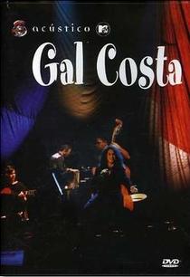 Acústico MTV - Gal Costa - Poster / Capa / Cartaz - Oficial 1