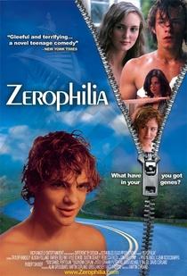 Zerophilia - Poster / Capa / Cartaz - Oficial 1