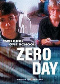 Dia Zero - Poster / Capa / Cartaz - Oficial 1