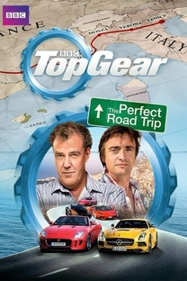 Top Gear: The Perfect Road Trip  - Poster / Capa / Cartaz - Oficial 1
