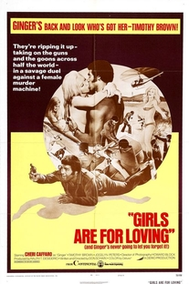 Girls Are For Loving - Poster / Capa / Cartaz - Oficial 1