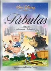 Os Três Porquinhos / Ferdinando, o Touro - Poster / Capa / Cartaz - Oficial 1