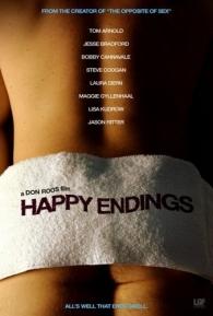 Finais Felizes - Poster / Capa / Cartaz - Oficial 2