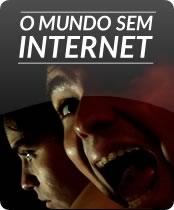 O Mundo Sem Internet - Poster / Capa / Cartaz - Oficial 1