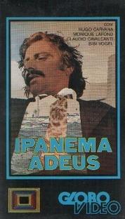 Ipanema Adeus - Poster / Capa / Cartaz - Oficial 1