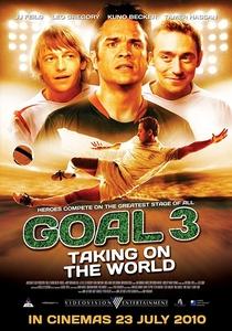 Gol! 3: Assumindo o Mundial - Poster / Capa / Cartaz - Oficial 5