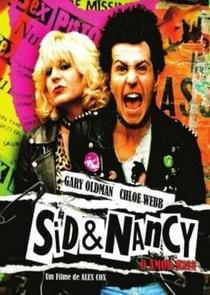 Sid & Nancy - O Amor Mata - Poster / Capa / Cartaz - Oficial 10