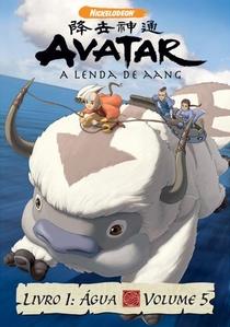 Avatar: A Lenda de Aang (1ª Temporada) - Poster / Capa / Cartaz - Oficial 2