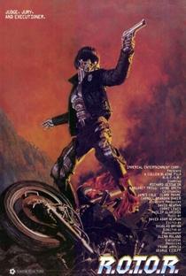 R.O.T.O.R. - Força Policial de Extermínio - Poster / Capa / Cartaz - Oficial 1