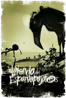 A Lenda do Espantalho - Poster / Capa / Cartaz - Oficial 1
