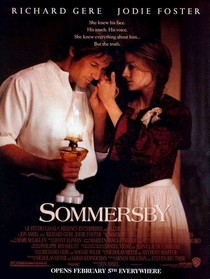 Sommersby - O Retorno de um Estranho - Poster / Capa / Cartaz - Oficial 2