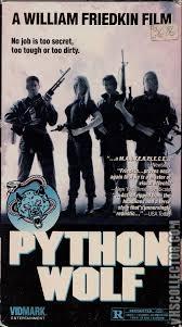 C.A.T. Squad: Python Wolf - Poster / Capa / Cartaz - Oficial 3