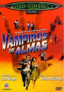Vampiros de Almas - Poster / Capa / Cartaz - Oficial 2