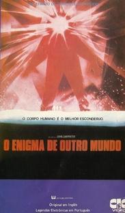 O Enigma de Outro Mundo - Poster / Capa / Cartaz - Oficial 6