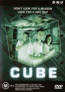 Cubo - Poster / Capa / Cartaz - Oficial 6