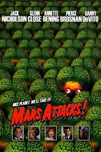 Marte Ataca! - Poster / Capa / Cartaz - Oficial 1