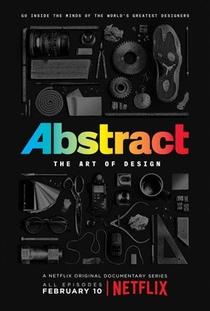 Abstract: The Art of Design - Poster / Capa / Cartaz - Oficial 1
