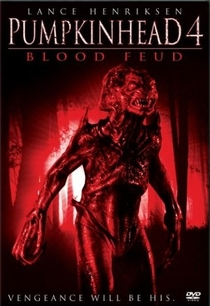 Pumpkinhead 4 - Maldição Sangrenta  - Poster / Capa / Cartaz - Oficial 2