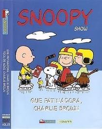 Snoopy Vol. 5 - Poster / Capa / Cartaz - Oficial 1