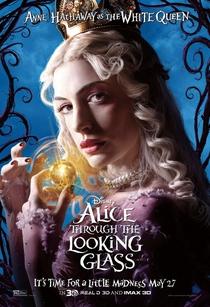 Alice Através do Espelho - Poster / Capa / Cartaz - Oficial 20