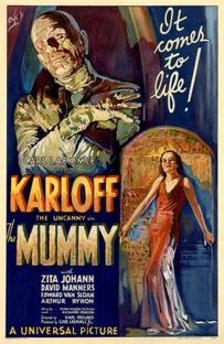 A Múmia - Poster / Capa / Cartaz - Oficial 2