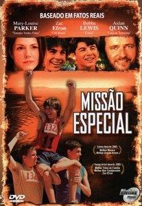 Missão Especial - Poster / Capa / Cartaz - Oficial 2