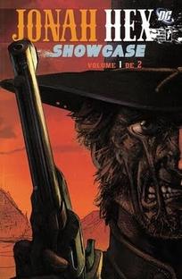 DC Showcase: Jonah Hex - Poster / Capa / Cartaz - Oficial 2