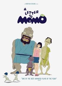 Uma Carta para Momo - Poster / Capa / Cartaz - Oficial 6